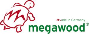 Terrasse und Balkon Dielen von Megawood WPC Logo